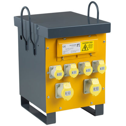 10kVA Site Transformer for hire