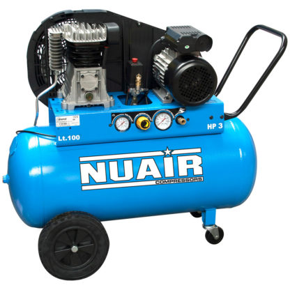 Compressor (12.5CFM - 100L - 145PSI) for hire