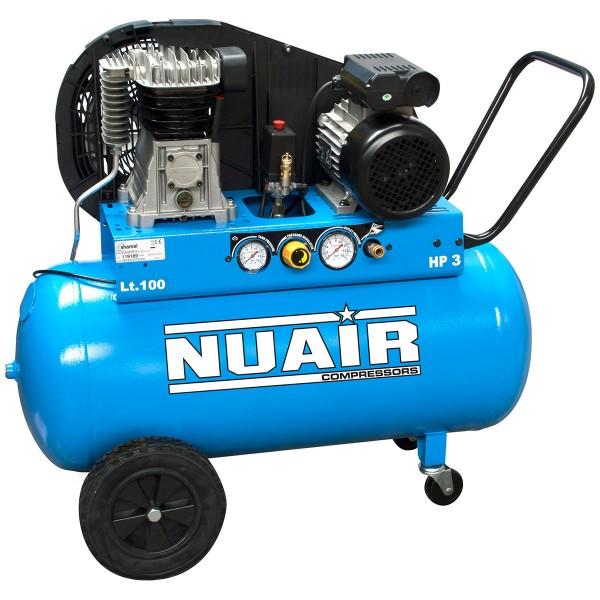 Compressor (12.5CFM - 100L - 145PSI) for hire