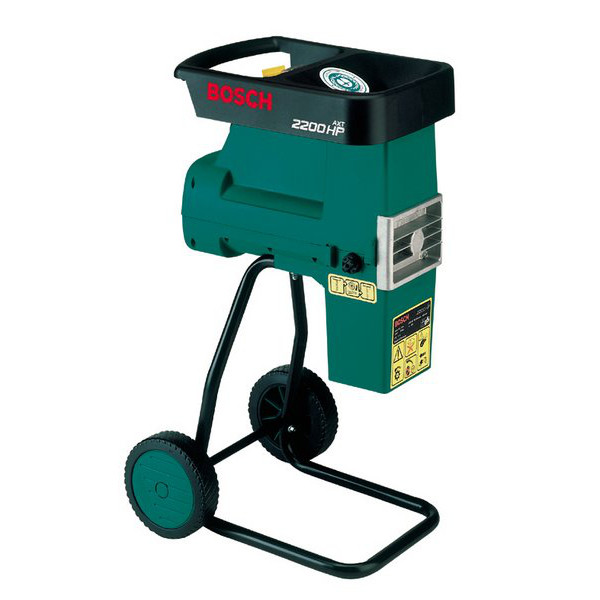 Electric Shredder Chipper 35mm for hire