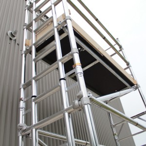 Single Width Scaffold Tower for hire