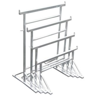 Builders Steel Trestle for hire
