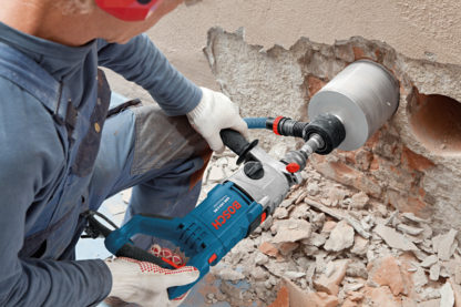 Diamond Core Drill In Use 2