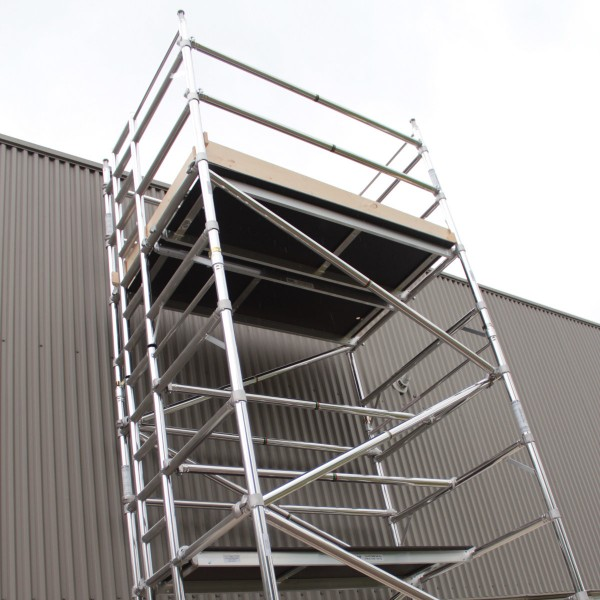 Double Width Scaffold Tower for hire