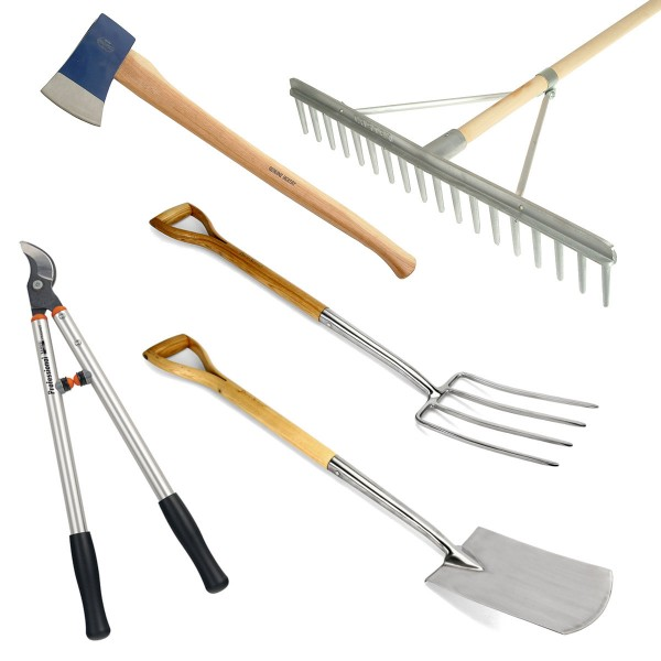 Garden hand tools wellers hire for Gardening tools for hire