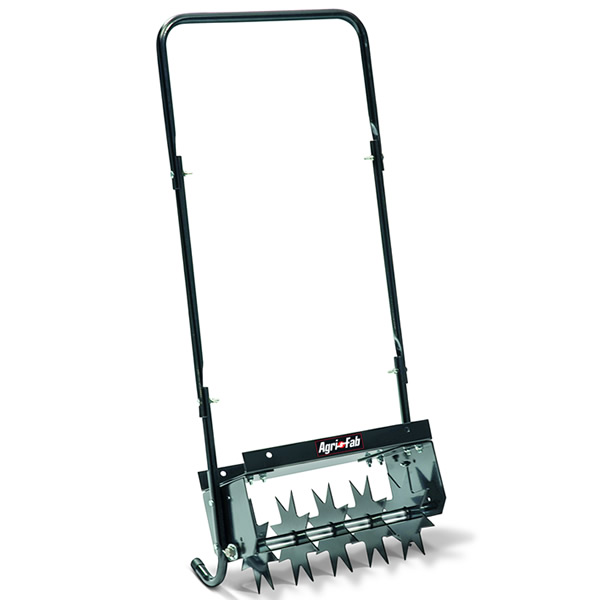 Manual Lawn Aerator Spiker tool hire