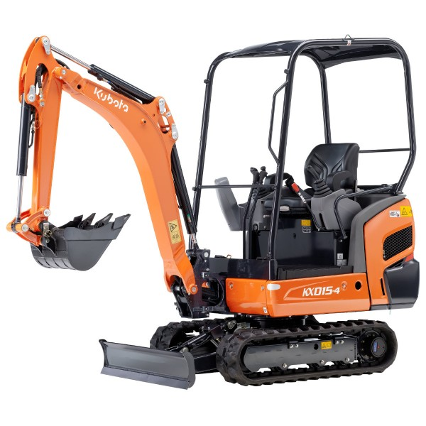 Mini Excavator / Digger (1.5 Tonne) for hire