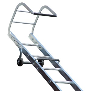 Roof Ladder Single Section for hire