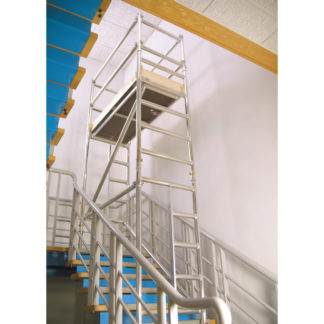Stairwell Access Tower for hire