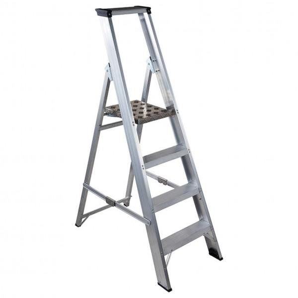 Step Ladder Aluminium Platform for hire