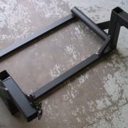 Rubbish Chute Scaffold Fixing Frame