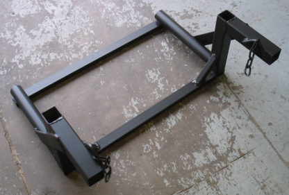Rubbish Chute Scaffold Fixing Frame for hire