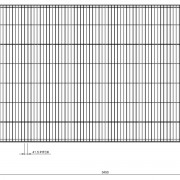 Temporary Fencing Panel Dimensions