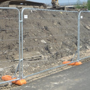 Temporary Fencing Panels for hire
