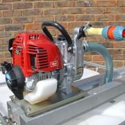 Water Bowser Pump