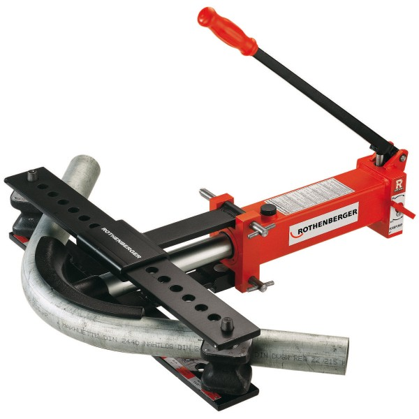 Hydraulic Pipe Bender (1/2in - 2in) for hire