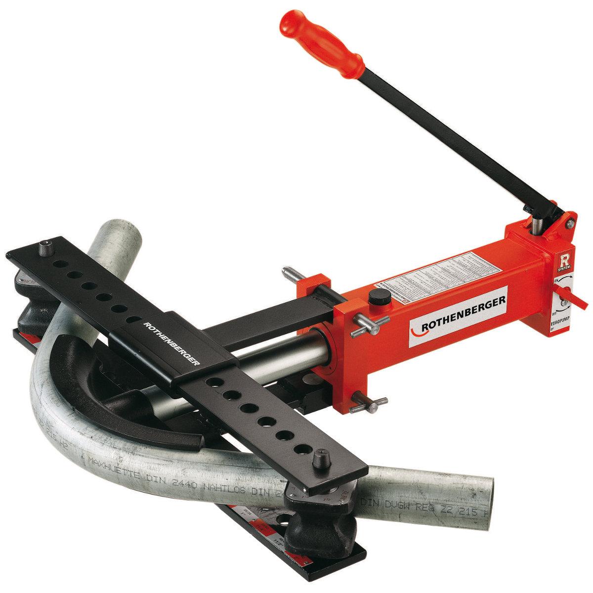 Pipe Bender Hydraulic 1 2in 2in Wellers Hire