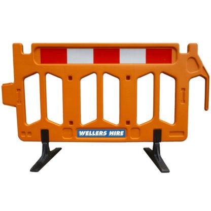 2m Pedestrian Guard Barrier (Chapter 8) for hire