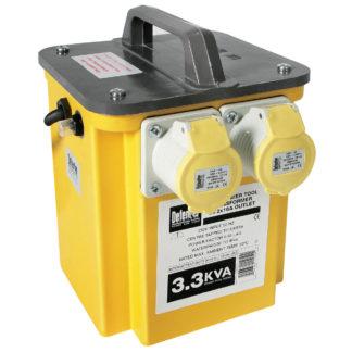 3.3kVA Portable Transformer for hire