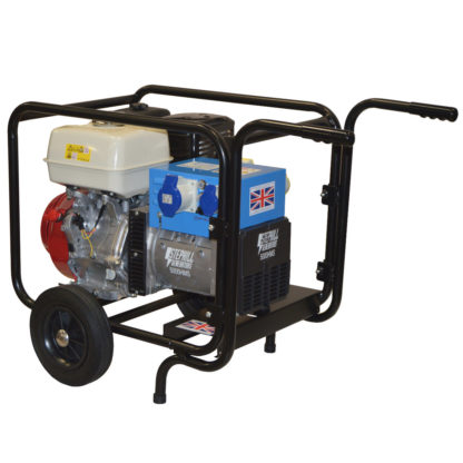 Petrol Generator (5.0kVA / 4.0kw) for hire