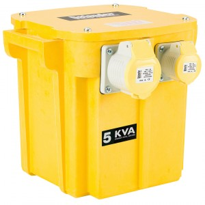 5kVA Portable Transformer for hire
