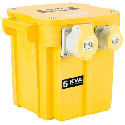 5kVA Portable Transformer for hire