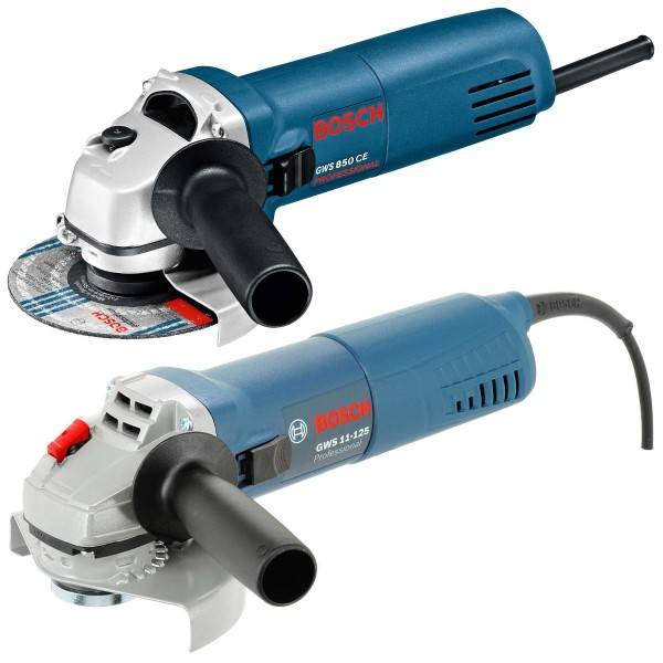Angle Grinders (115mm & 125mm) for hire
