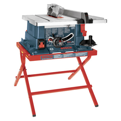 Table saw from circular saw