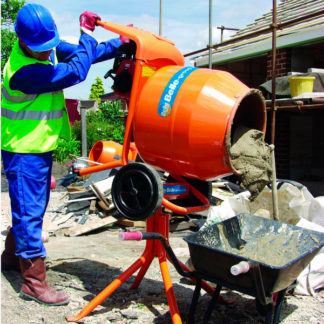 Concrete & Mixing Equipment