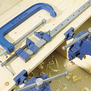 Cramps, Clamps & Miscellaneous Tools