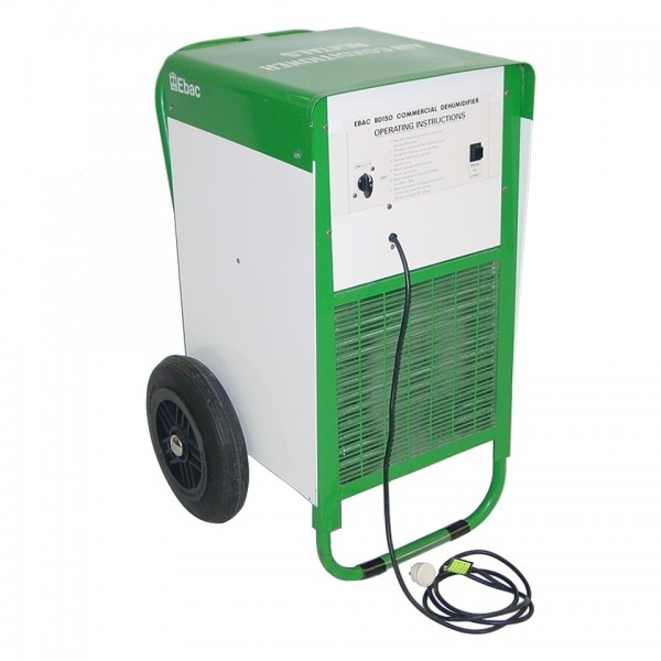 Dehumidifier (up to 60 Litres per hour) for hire
