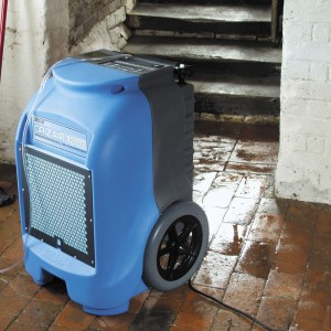 Dehumidifiers & Building Dryers