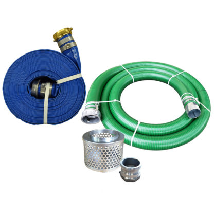 Delivery and Suction Hoses
