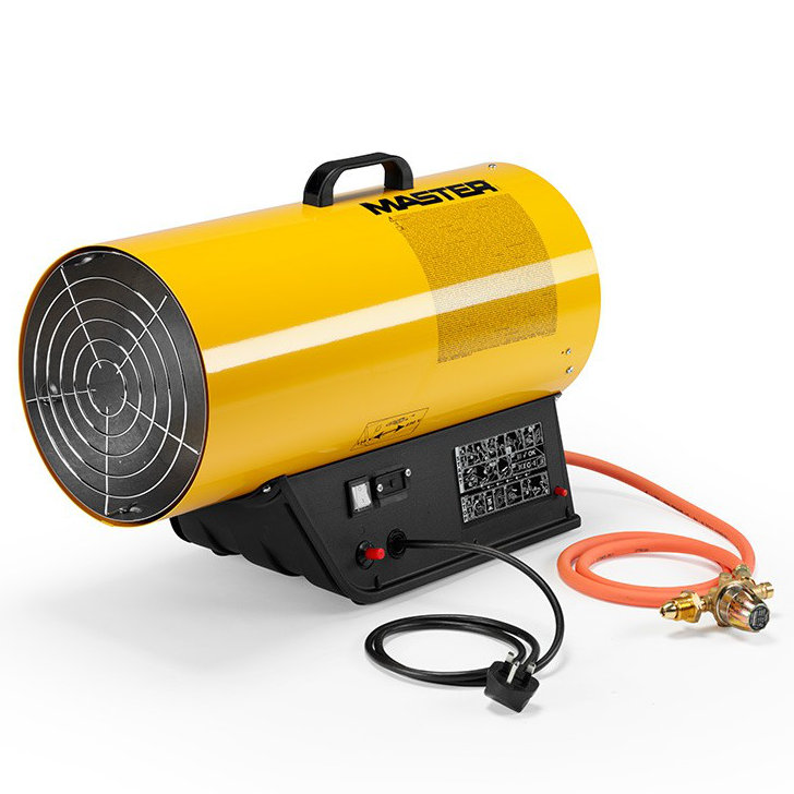 Space heater direct fired propane 145 000btu wellers hire - Small propane space heater collection ...