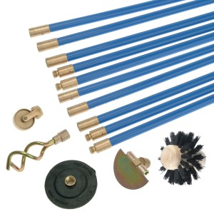 Drain Rod Set for hire