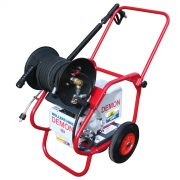Storm 1HR Electric Cold Water Pressure Washer c/w Hose Reel