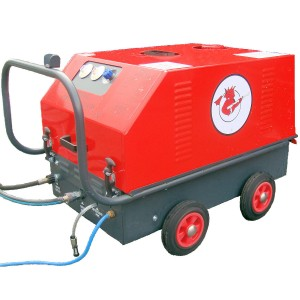Electric & Paraffin Hot Water Pressure Washer for hire