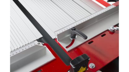Electric Tile Cutter (Overhead Rail - 1300) Angle Cuts