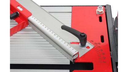 Electric Tile Cutter (Overhead Rail DC-250 1200) Angle Cuts