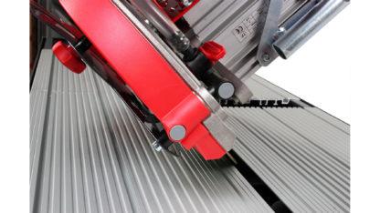 Electric Tile Cutter (Overhead Rail DC-250 1200) Mitre Cuts