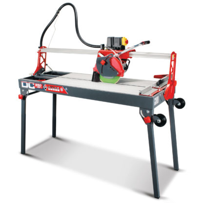 Electric Tile Cutter (Overhead Rail) DC-250 1200 / 110v for hire