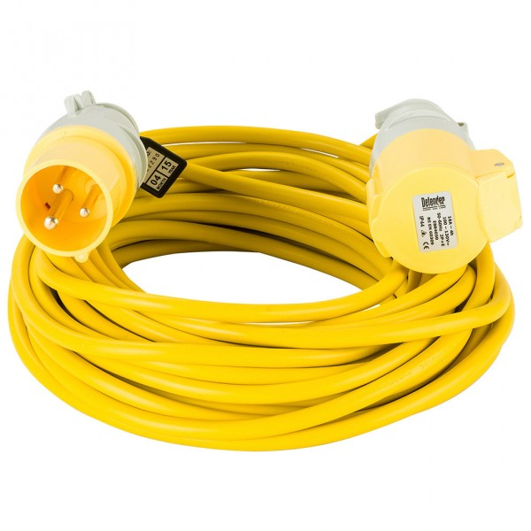 Extension Lead (110V - 16A) for hire