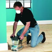 Floor Edging Sander In Action – 1