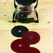Floor Edging Sander with Abrasive Paper