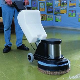 Floor Preperation & Maintenance