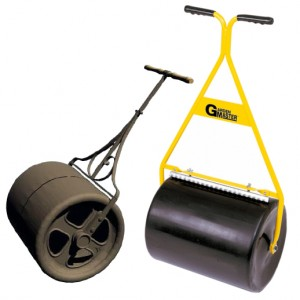 Garden Rollers (Steel & Water Filled)