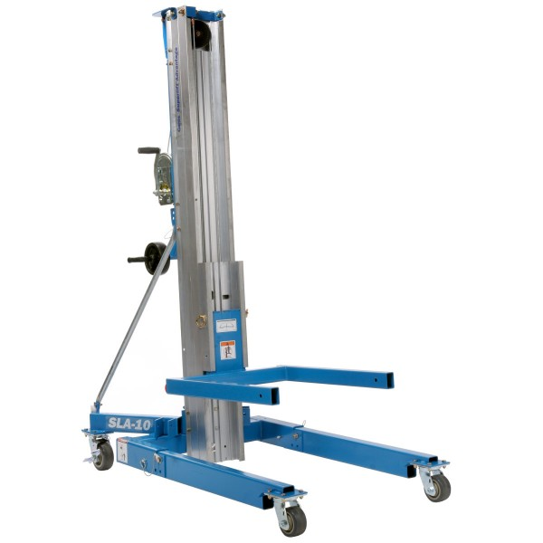 Genie Superlift Advantage (SLA10) for hire