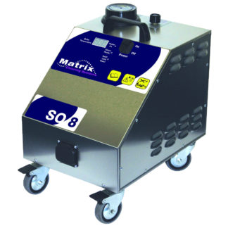 Heavy Duty 8 Bar Steam Cleaner for hire