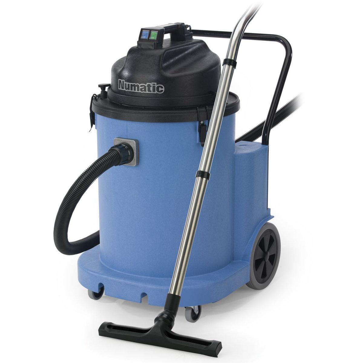 Industrial Wet Vacuum Cleaner Auto Discharge Wellers Hire