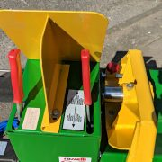 Log Splitter Electric 8 Tonne Hydraulic – 2 Levered Control System